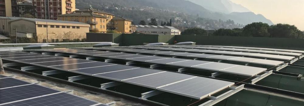 Impianti Fotovoltaici Industriali | C.R. Elettrica S.r.l.