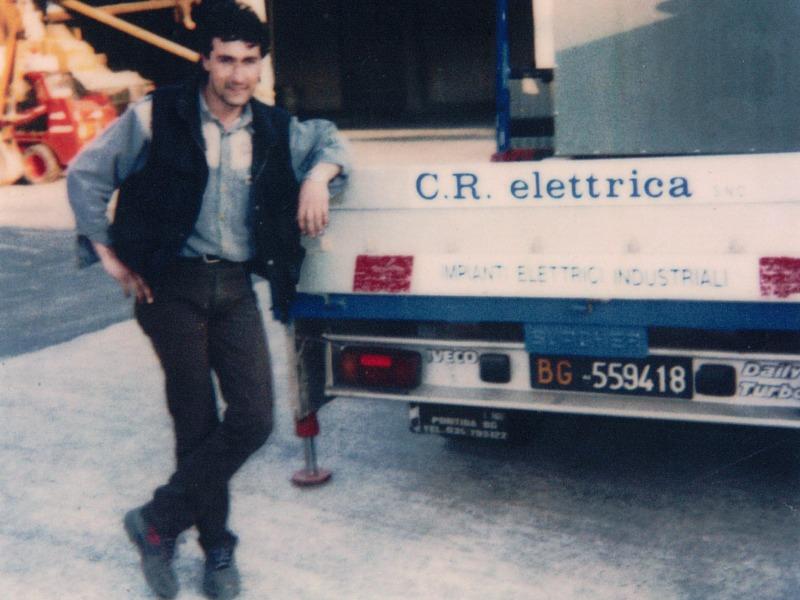 CR Elettrica - dal 1993 Impianti elettrici industriali