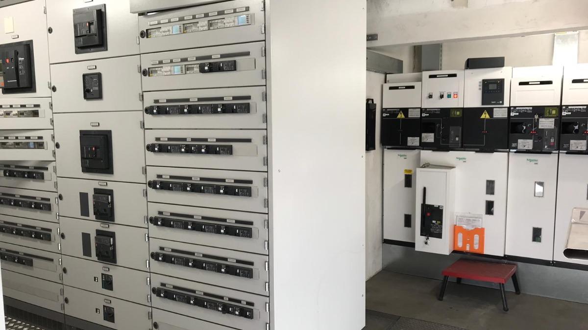 Quadri Elettrici e Cabine di Trasformazione MT-BT | CR Elettrica