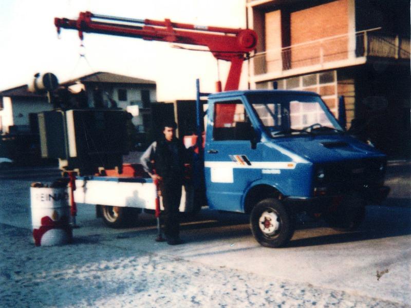 CR Elettrica - dal 1993 a Bergamo